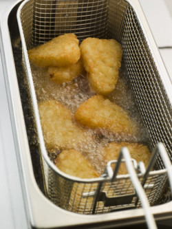Deep Frying Process